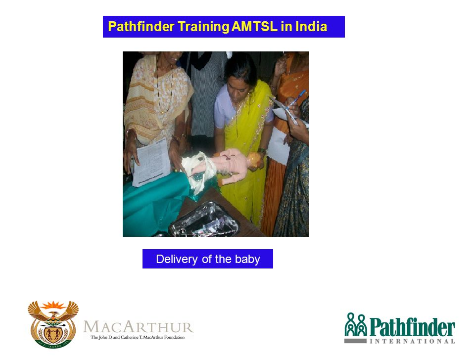 Pathfinder Training AMTSL in India