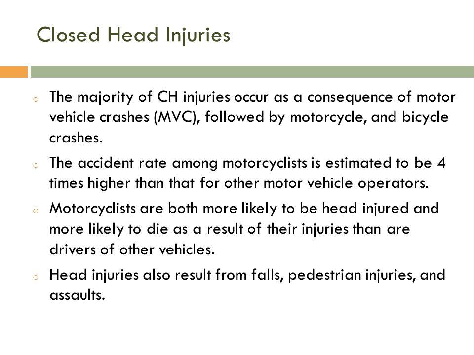 Closed Head Injuries