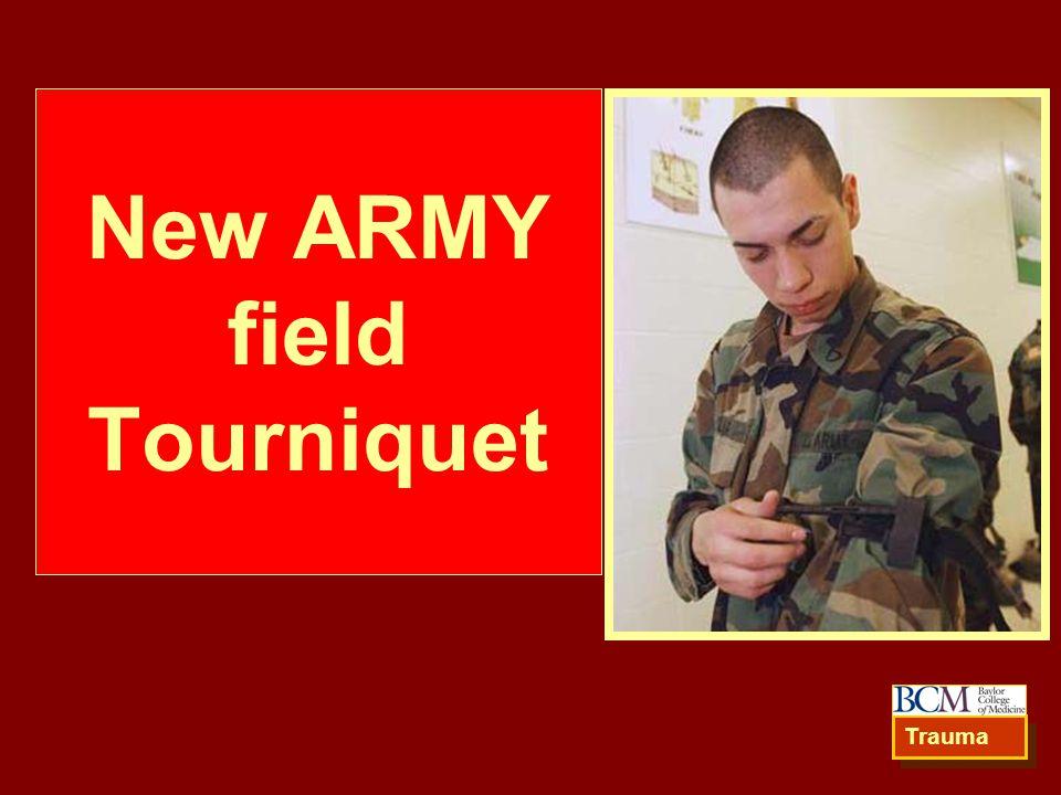 New ARMY field Tourniquet