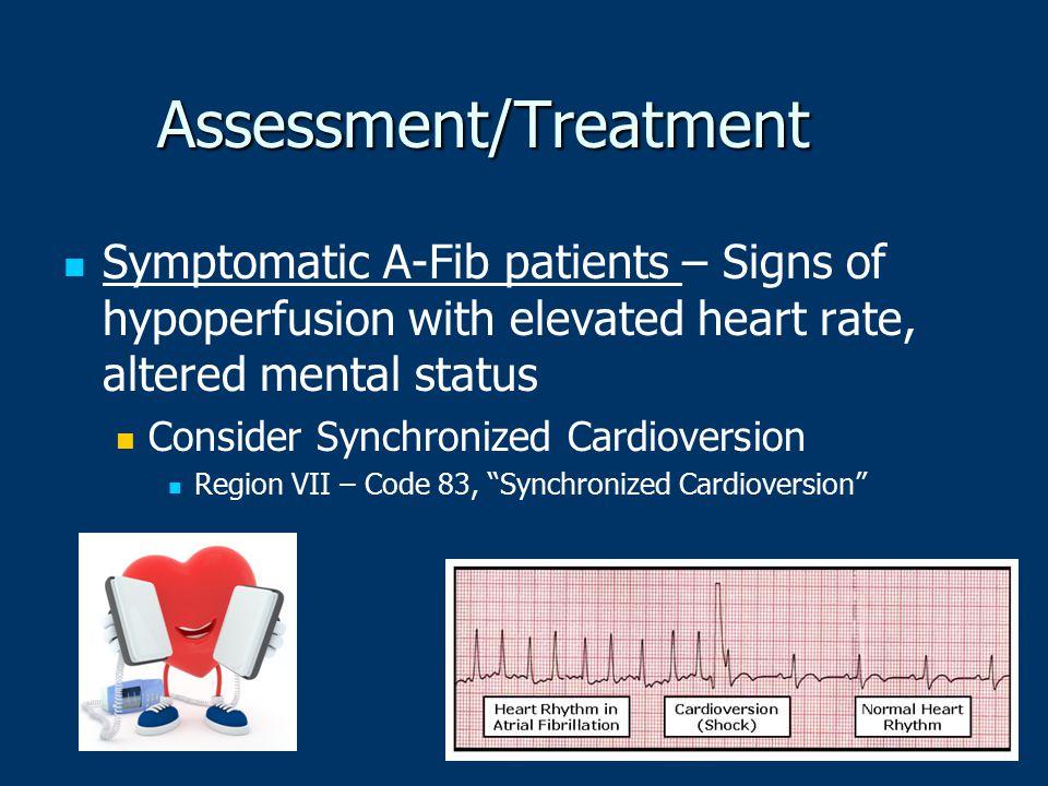 Assessment/Treatment