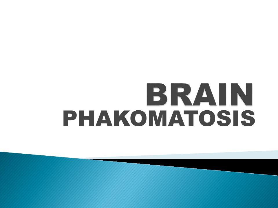 BRAIN PHAKOMATOSIS