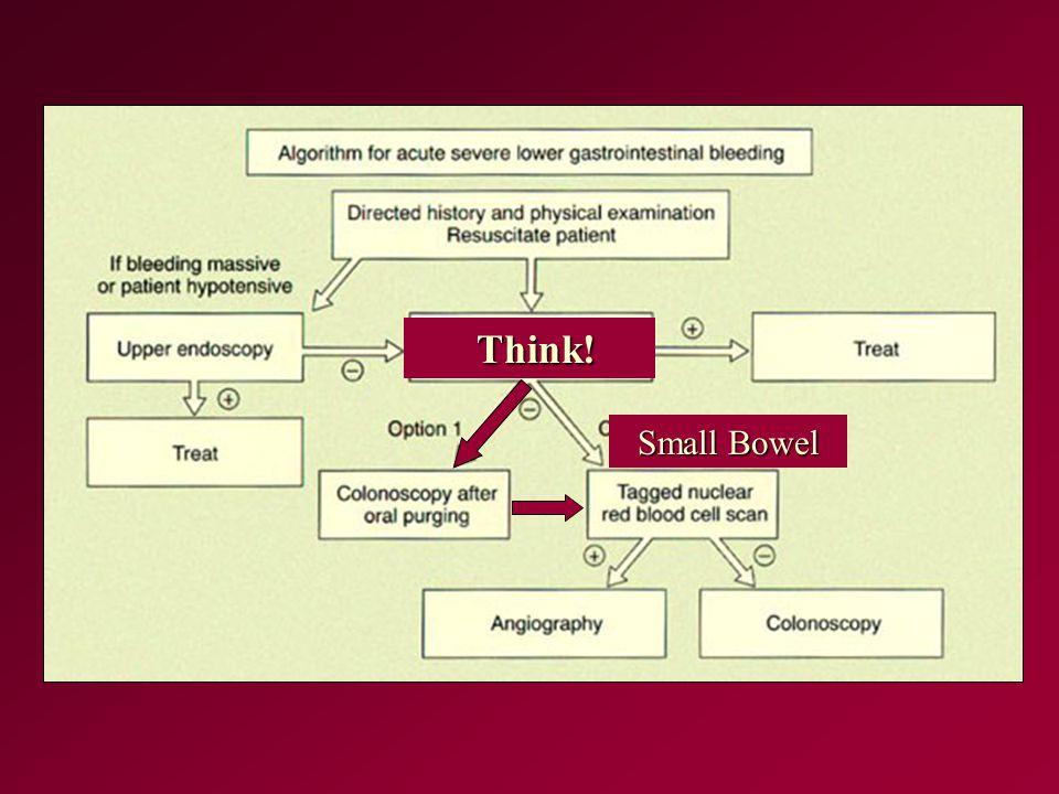 Think! Small Bowel