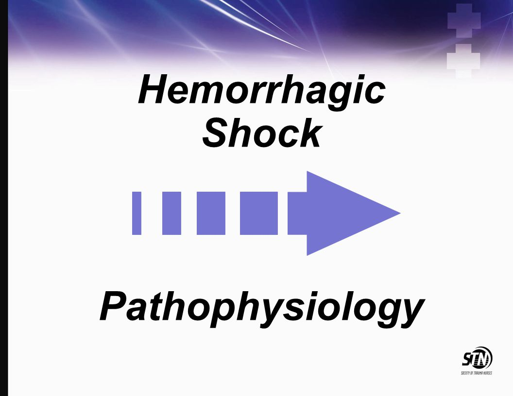 Hemorrhagic Shock Pathophysiology