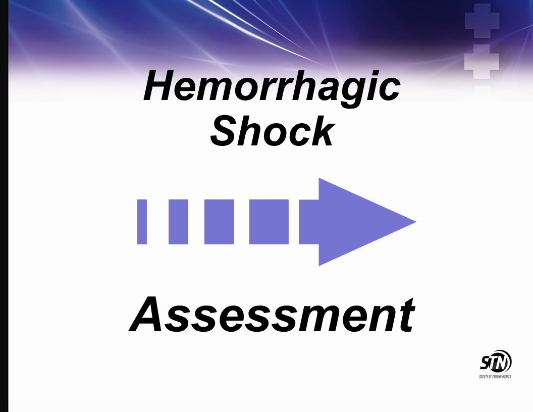 Hemorrhagic Shock Assessment