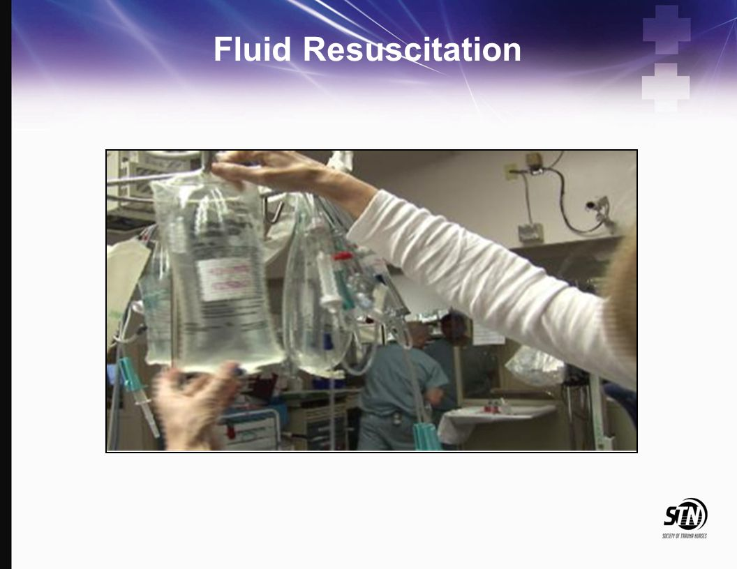 4_Hemorrhagic Shock Fluid Resuscitation STN E-Library 2012