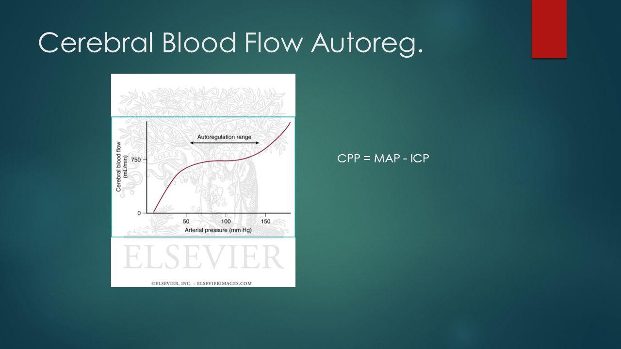 Cerebral Blood Flow Autoreg.
