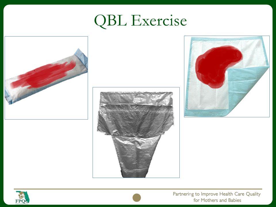 QBL Exercise