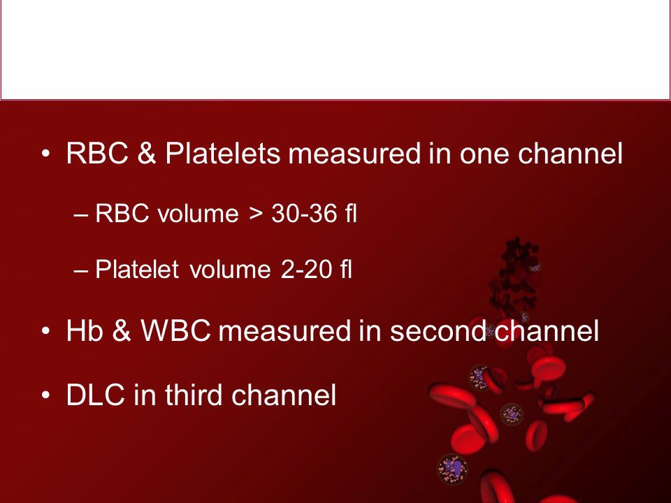 Validation Procedures For Cell Analyzers Ppt Video