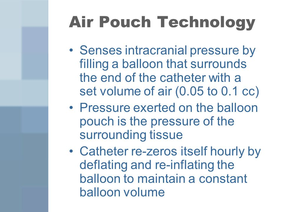 Air Pouch Technology
