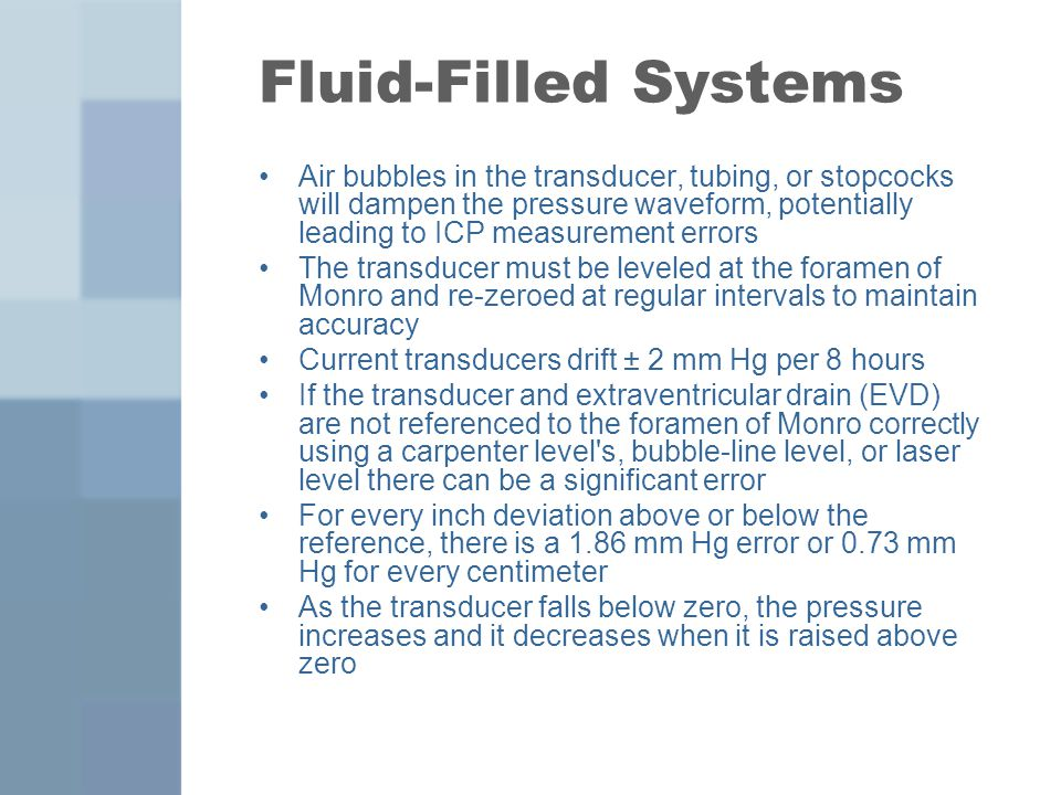 Fluid-Filled Systems