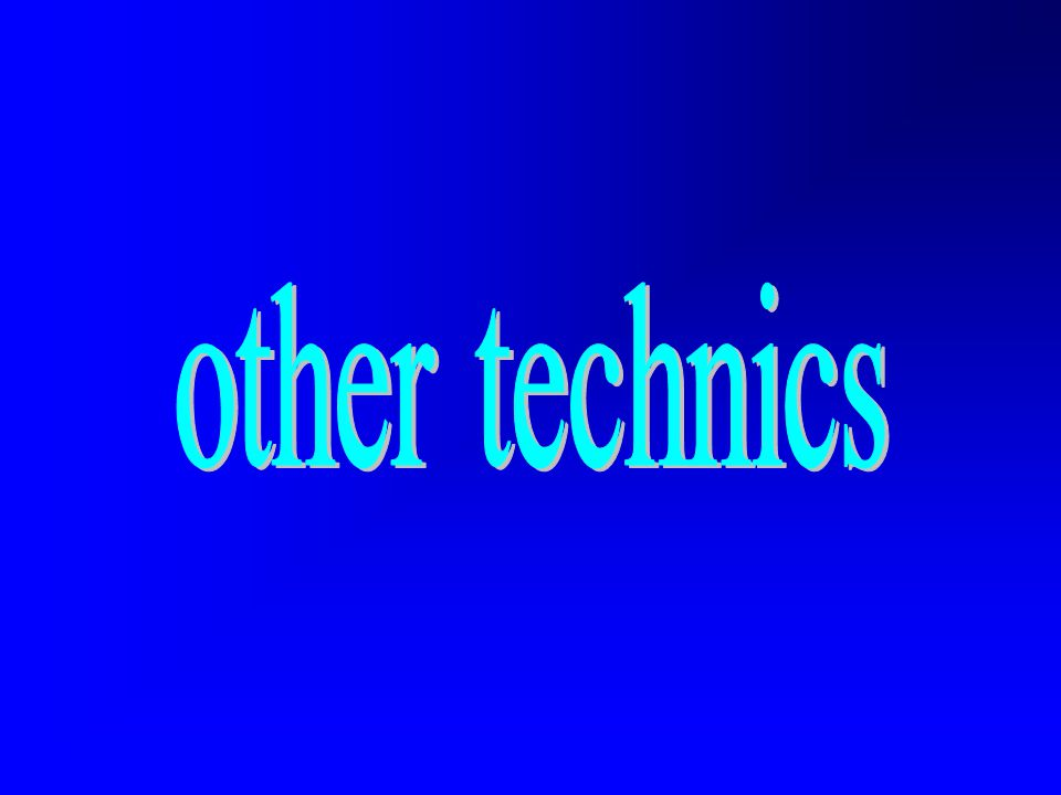 other technics