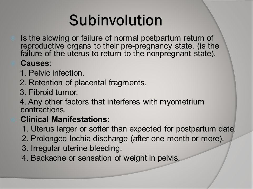 Subinvolution