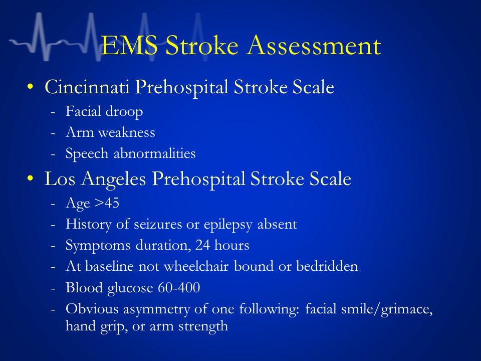 ems stroke case studies Download and use these hcp resources to build stroke awareness in the community includes case studies from successful awareness ems training stroke kit.