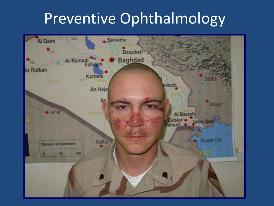 Preventive Ophthalmology