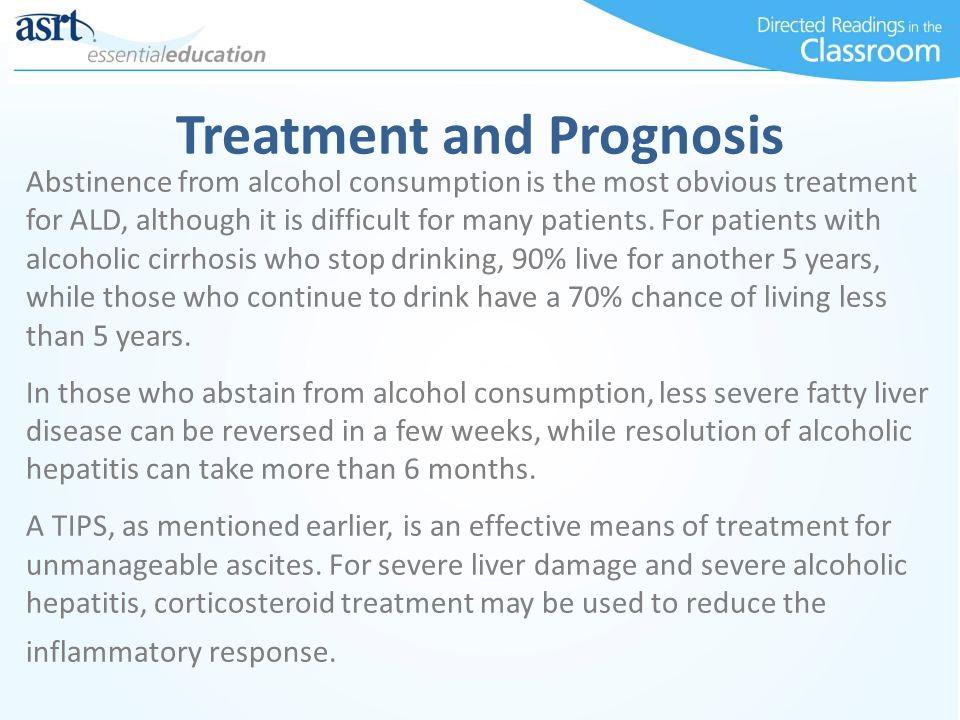 Treatment and Prognosis