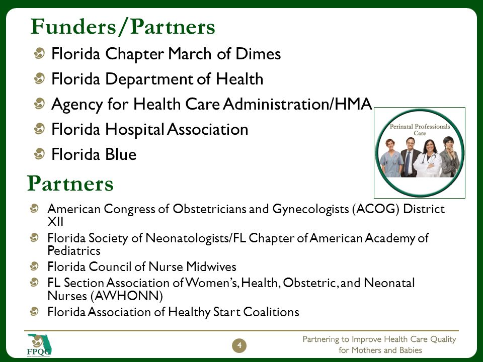 Funders/Partners Partners