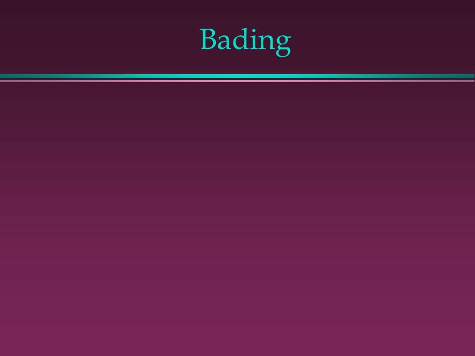 Bading