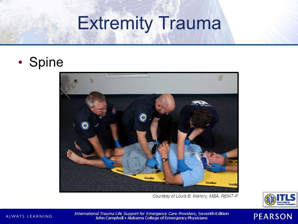 Extremity Trauma Pelvis
