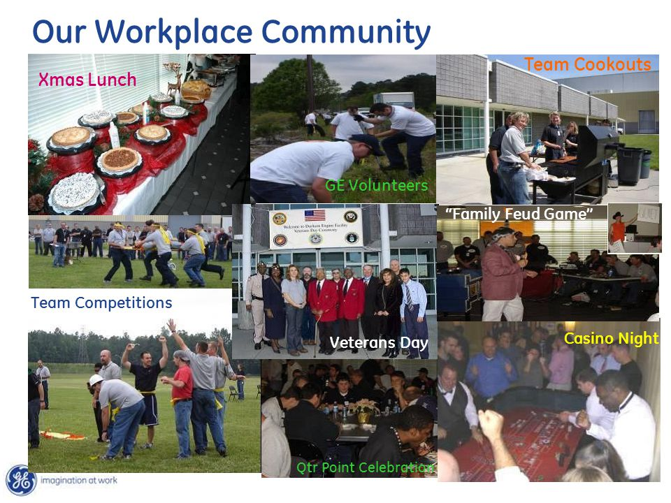 Our Workplace Community