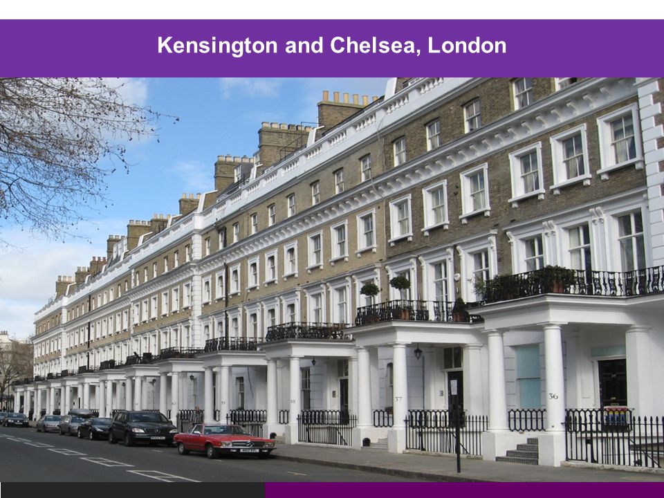 Kensington and Chelsea, London