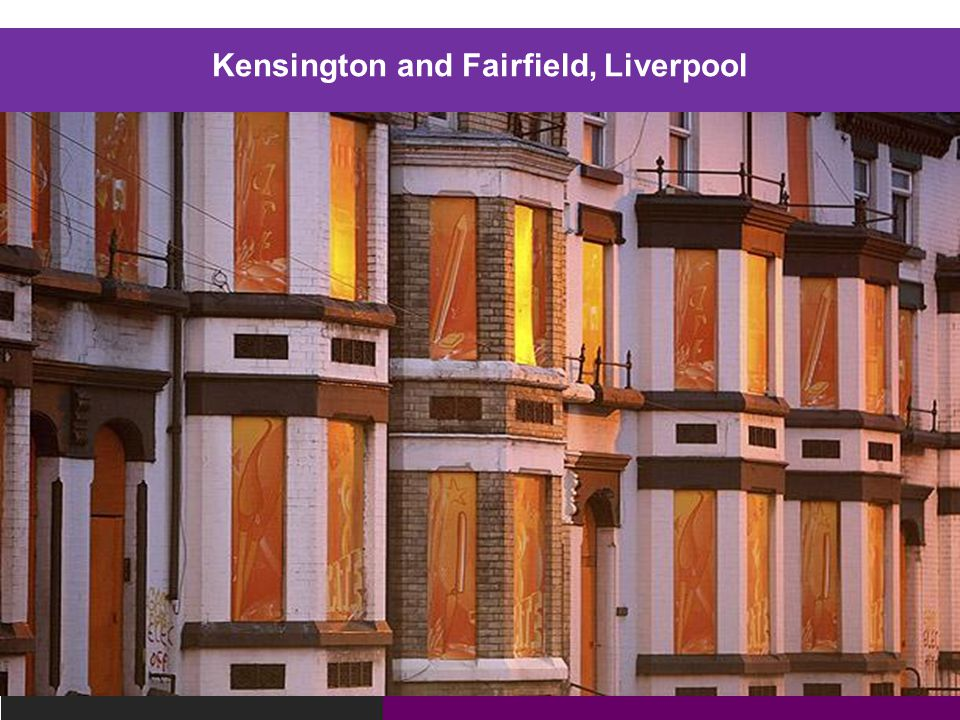 Kensington and Fairfield, Liverpool