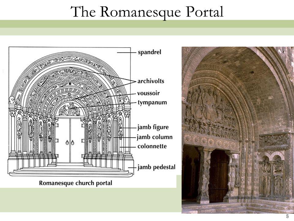 The Romanesque Portal