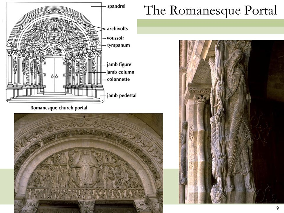 The Romanesque Portal