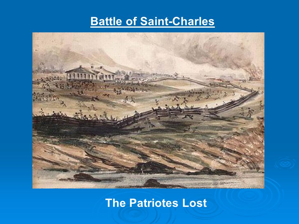 Battle of Saint-Charles