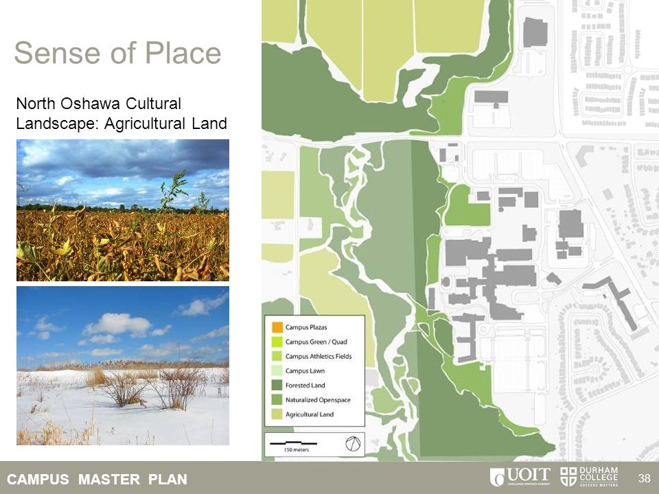 Sense of Place North Oshawa Cultural Landscape: Agricultural Land