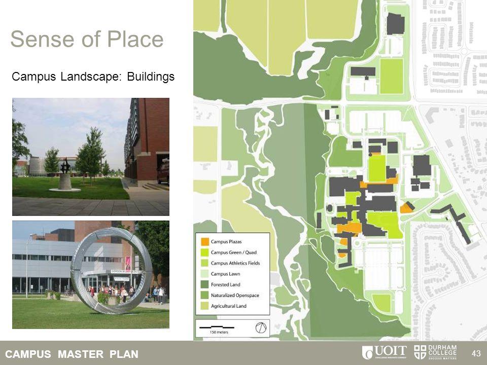 Sense of Place Campus Landscape: Buildings