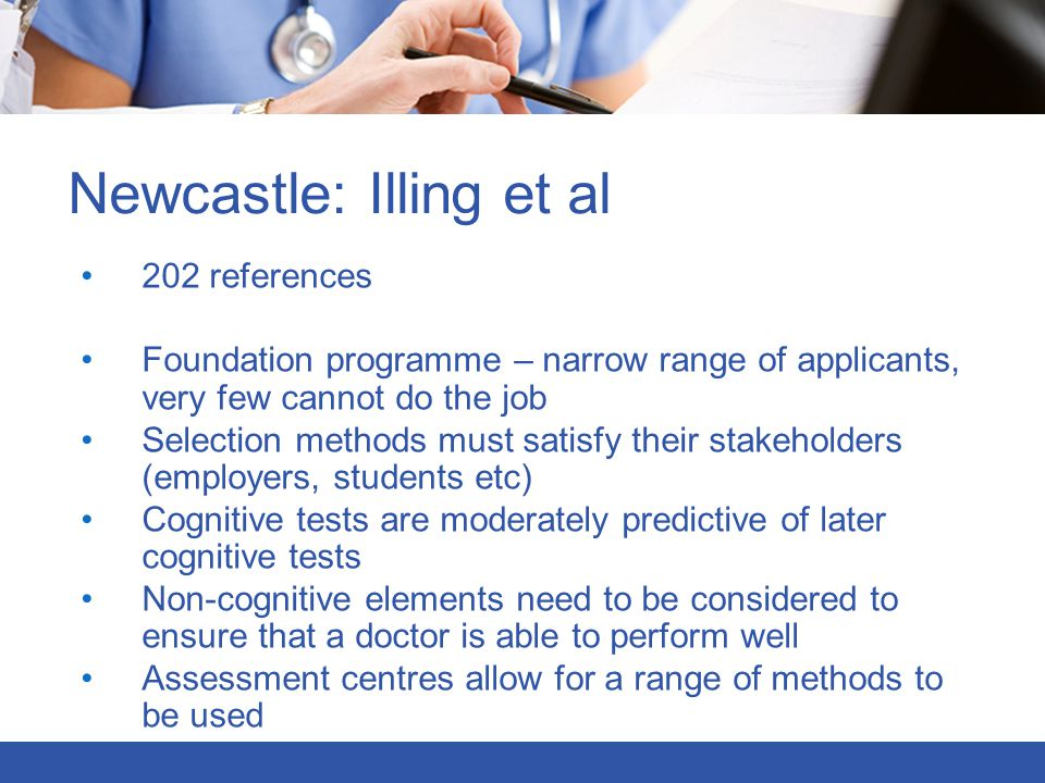 Newcastle: Illing et al