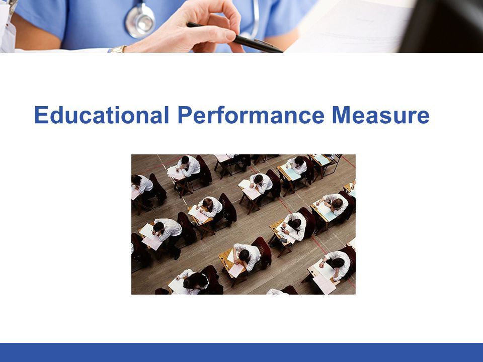 Educational Performance Measure