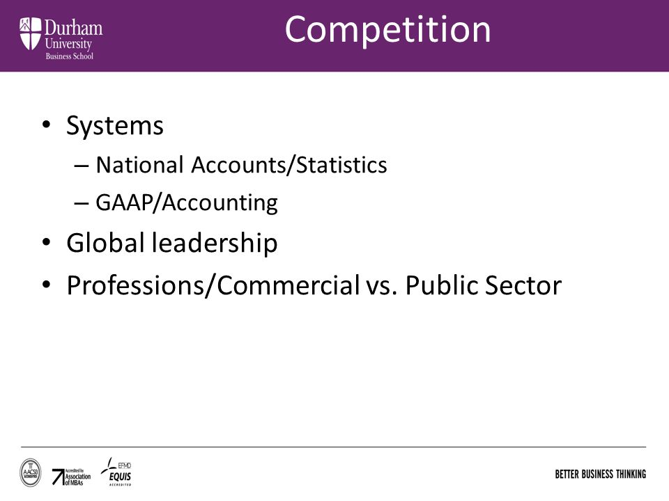 Competition Systems Global leadership