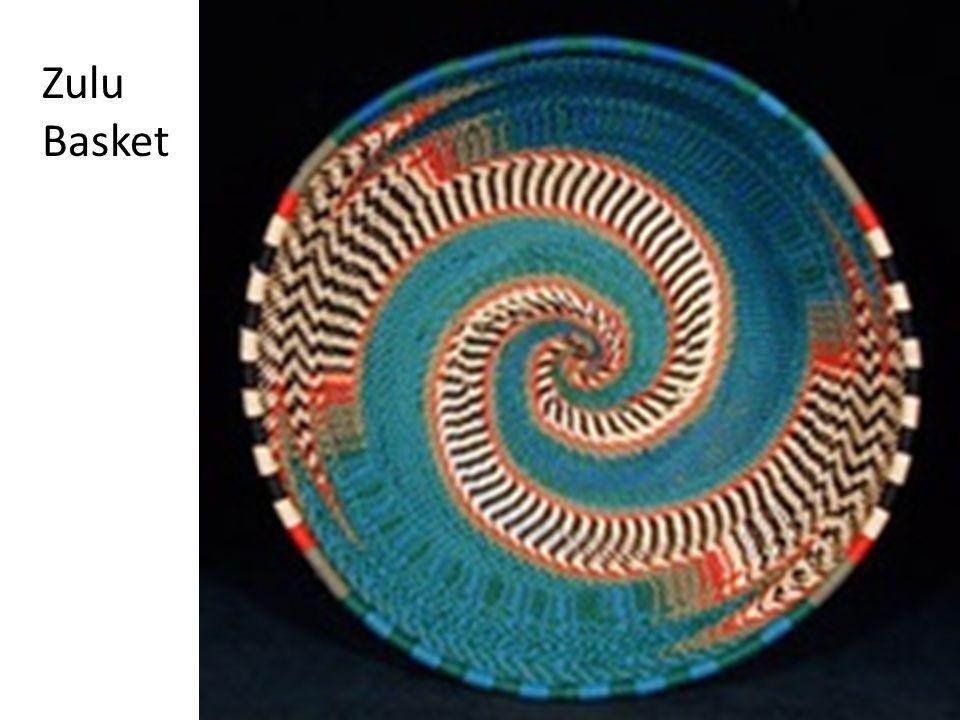Zulu Basket Phone wires