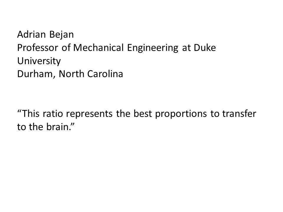 Professor of Mechanical Engineering at Duke University