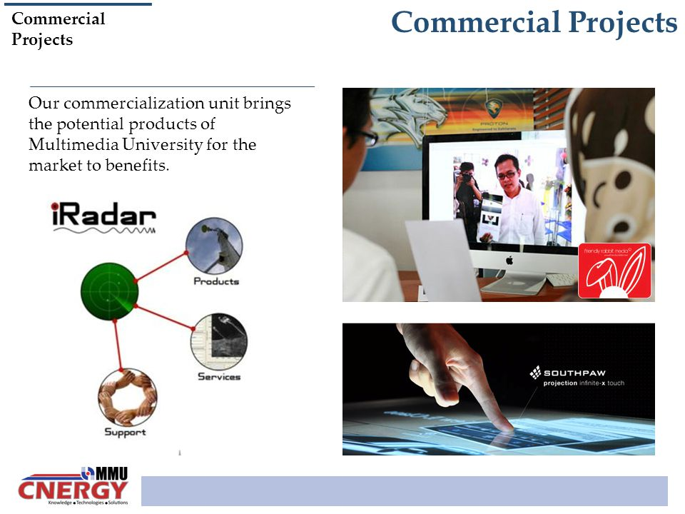 Commercial Projects Commercial Projects