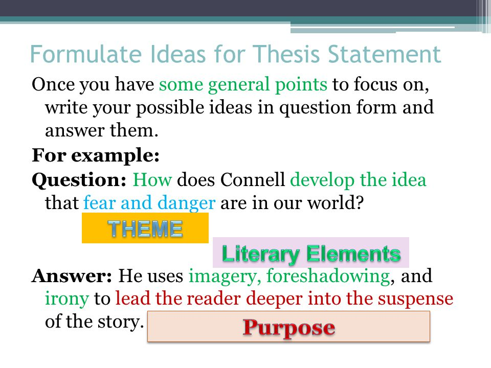 how do you formulate a thesis statement Argument essay prompts formulate a thesis expository essay a thesis formulate an articles on how do you write a good thesisthesis statement guide.