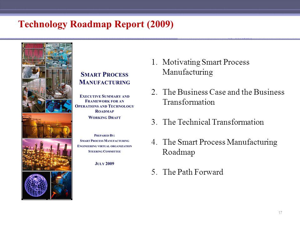 Technology Roadmap Report (2009)