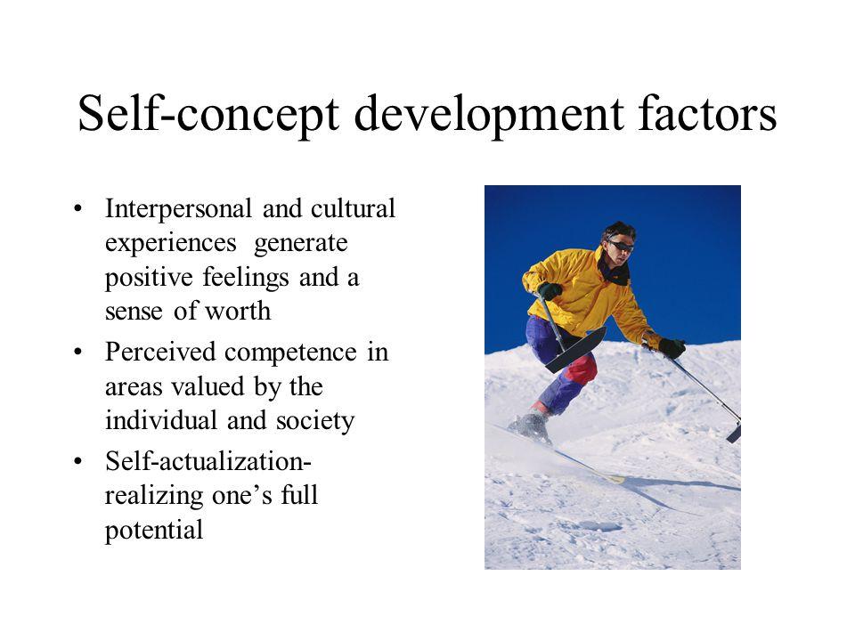 Self-concept development factors