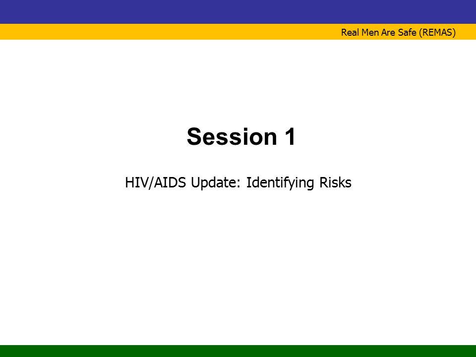HIV/AIDS Update: Identifying Risks