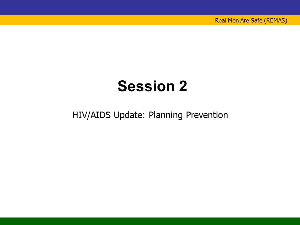 HIV/AIDS Update: Planning Prevention