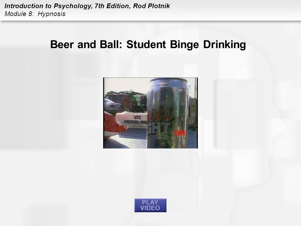 Beer and Ball: Student Binge Drinking