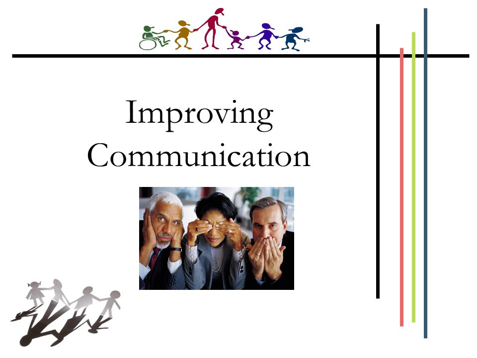Improving Communication