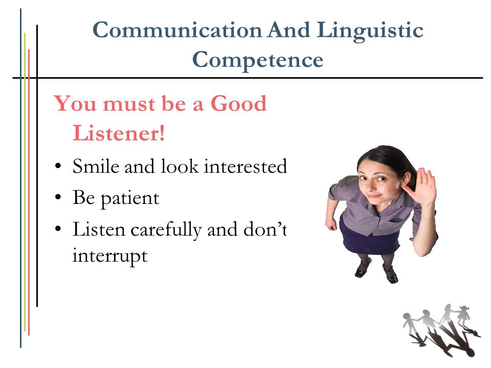 Communication And Linguistic Competence