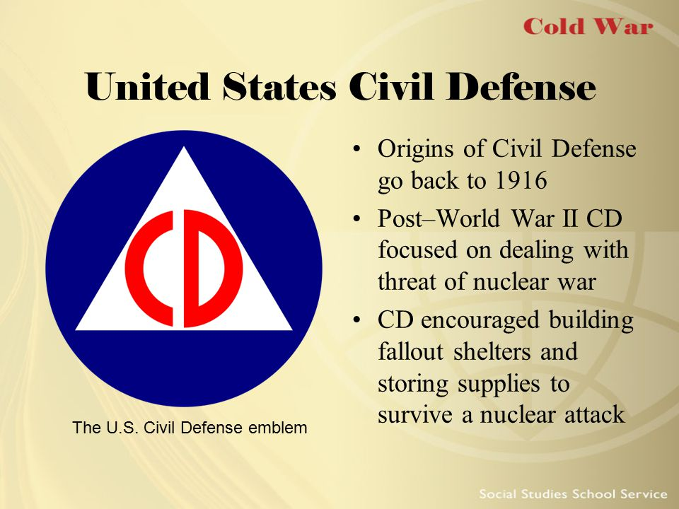 United States Civil Defense