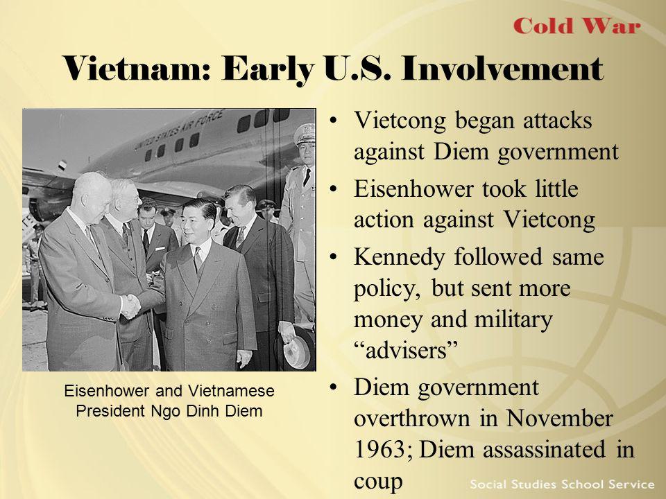 Vietnam: Early U.S. Involvement