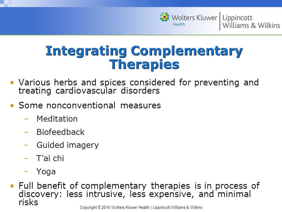 Integrating Complementary Therapies