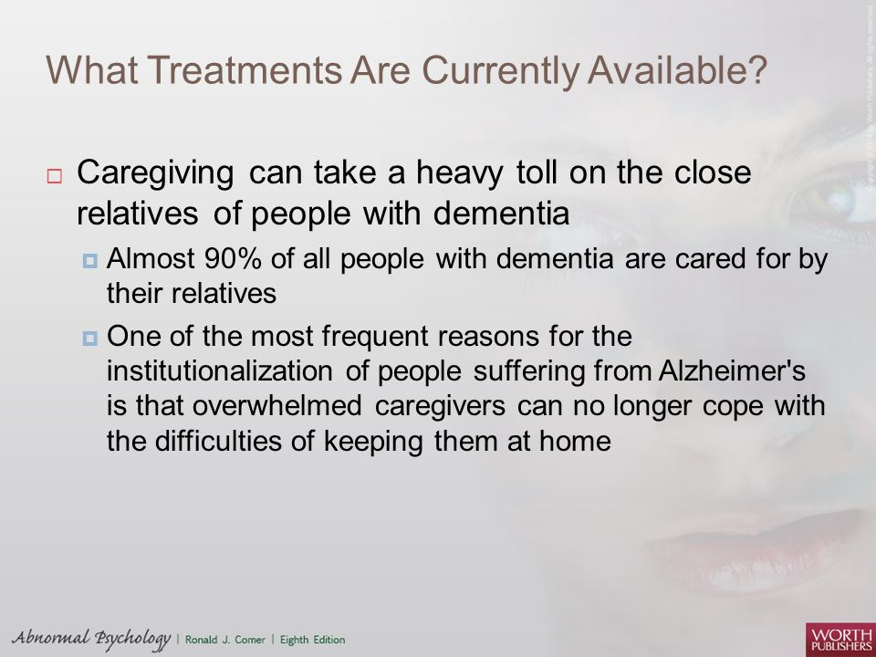 What Treatments Are Currently Available