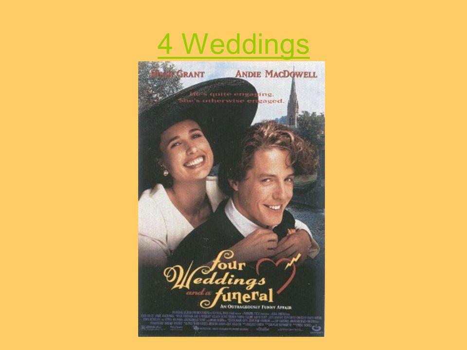 4 Weddings