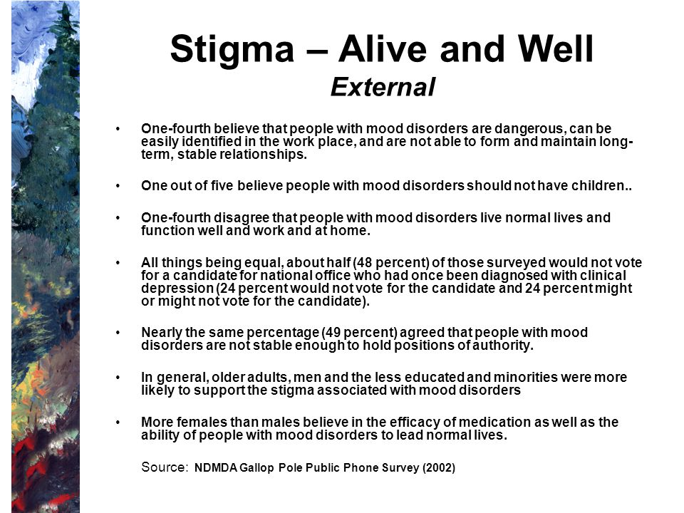 Stigma – Alive and Well External